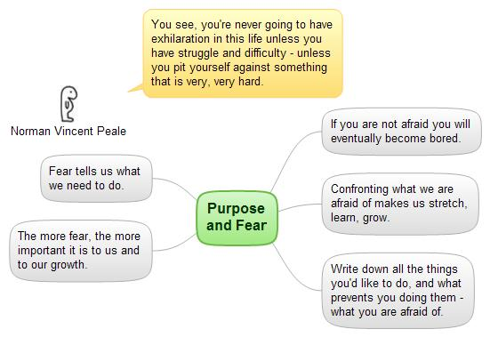 Purpose and Fear